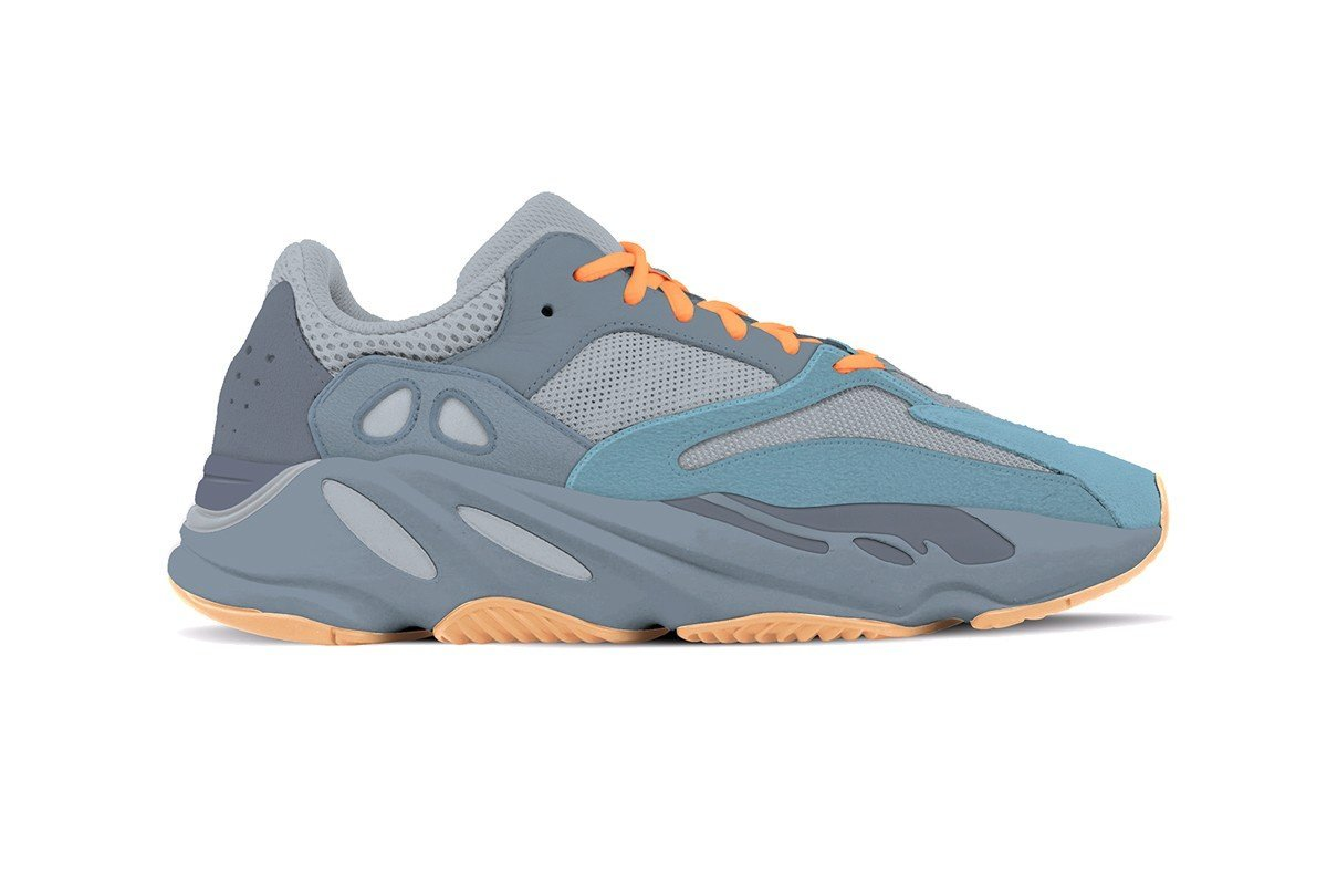 "adidas Yeezy Boost 700 ""Teal Blue"" coming this fall 
