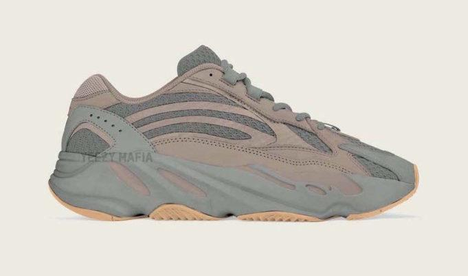 "Adidas Yeezy Boost 700 V2 ""Geode"" launching in Spring 2019 
