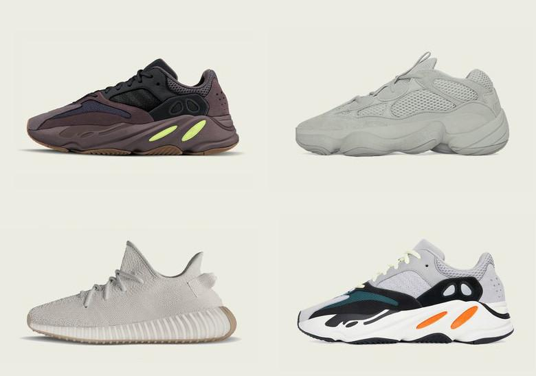 Adidas Yeezy Restocks and New releases coming this fall 2018 | Slickies