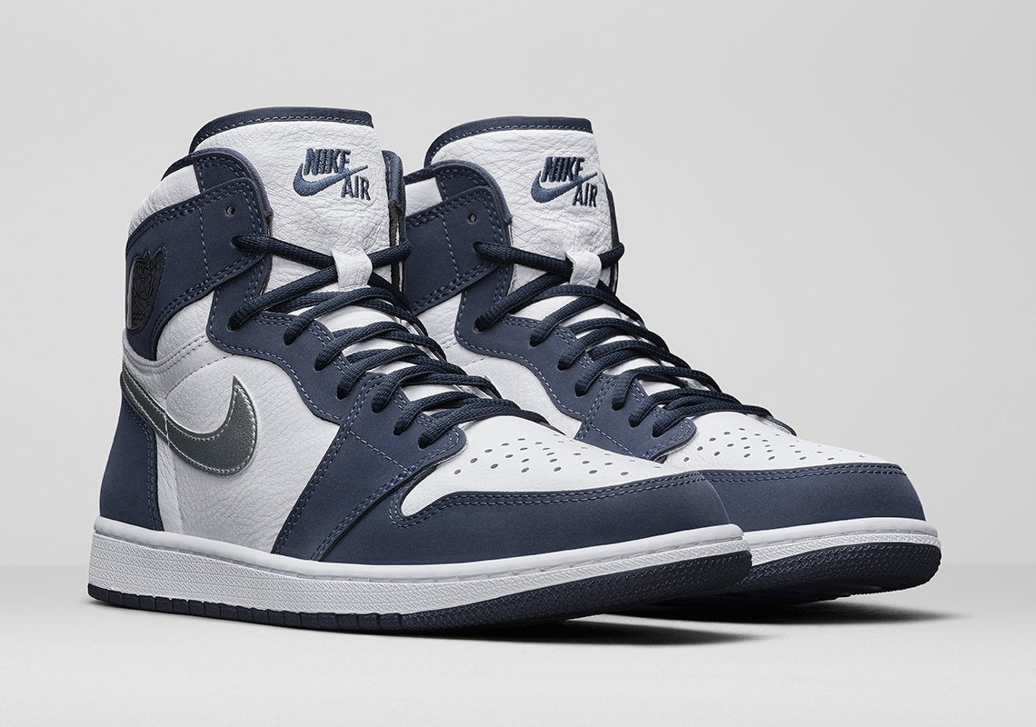 Air Jordan 1 CO.JP Midnight Navy releasing in full family size run this holiday 2020 | Slickies