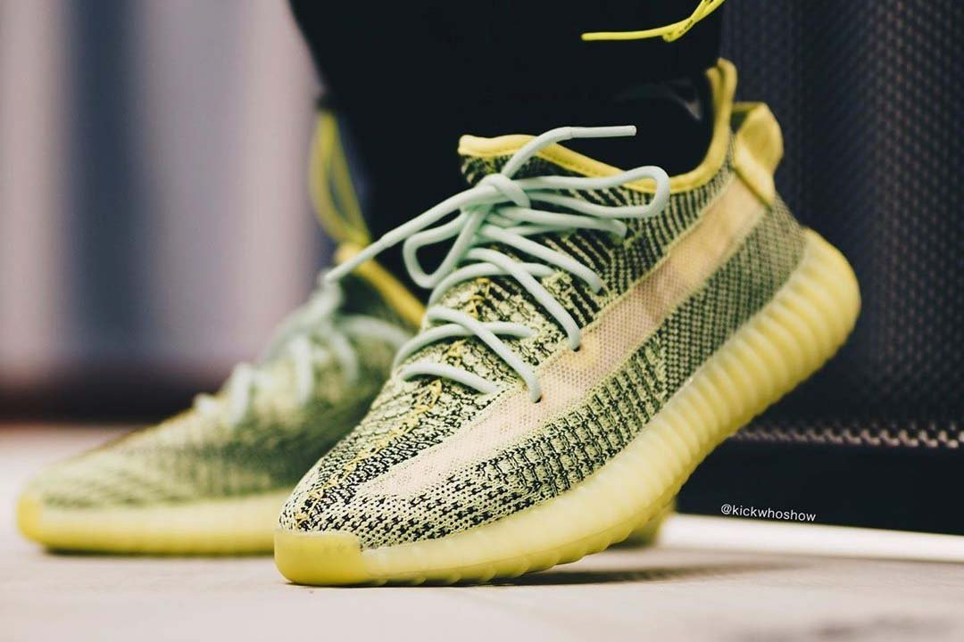 Are you ready for Yeezy Boost 350 V2 Yezreel? | Slickies