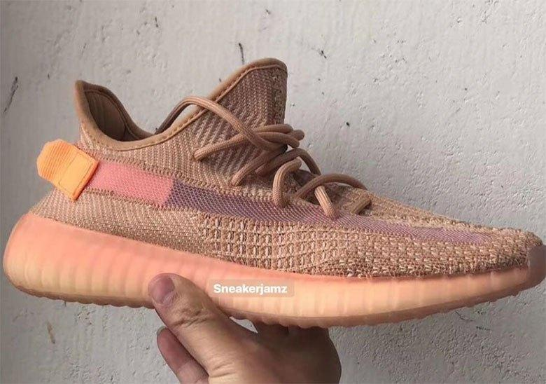 "First look at the adidas Yeezy Boost 350 V2 ""Clay"" 