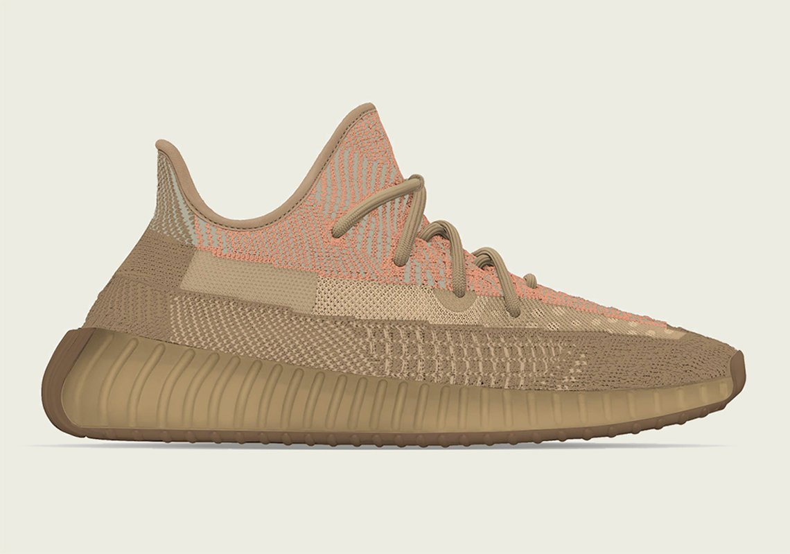 "First look at the Adidas Yeezy Boost 350 V2 ""Eliada"" 