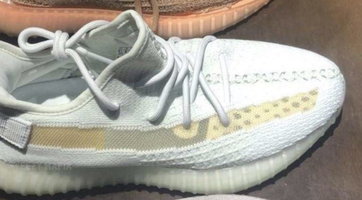 "First look at the Adidas Yeezy Boost 350 V2 ""Hyperspace"" 