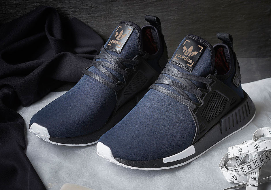 How To Lace Your Sneakers / Swap Your Shoe Laces : ADIDAS NMD XR1 Size? X Henry Poole releasing on July 21st