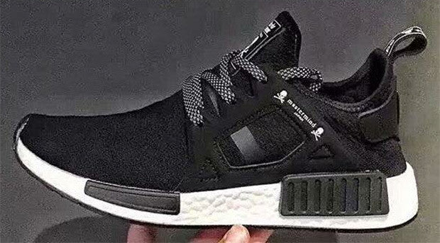How To Lace Your Sneakers / Swap Your Shoe Laces : ADIDAS NMD XR1 Mastermind Japan