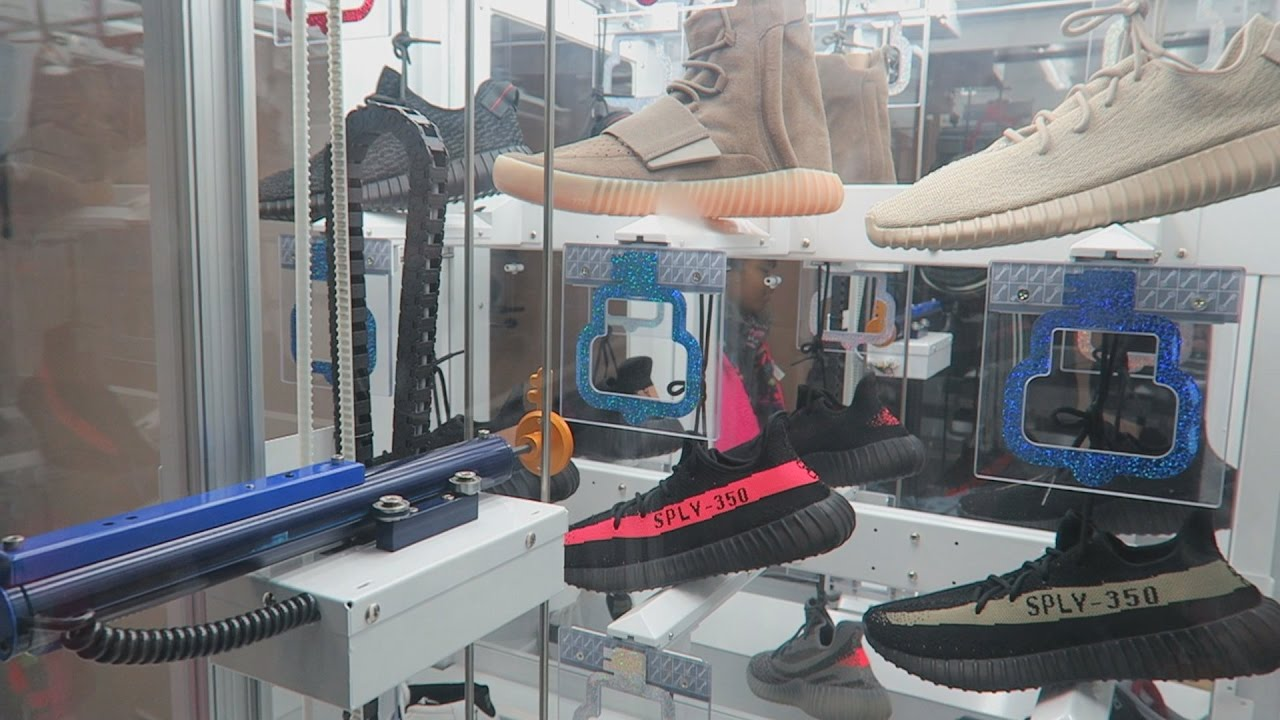Why you should not play Claw / Arcade Machines to win sneakers
