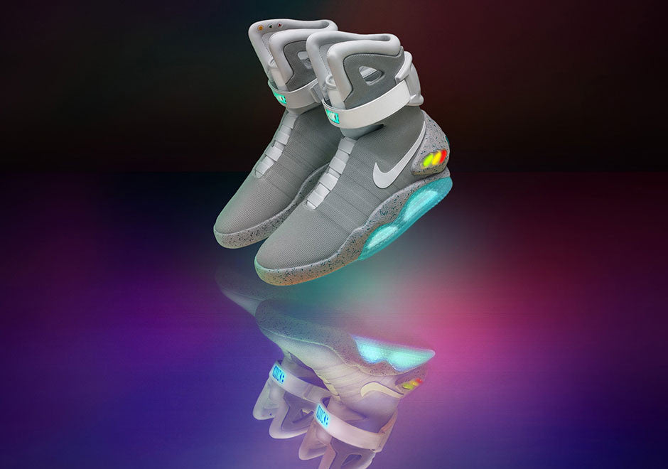 Where and how to buy the NIKE MAG Power-Lacing sneakers?