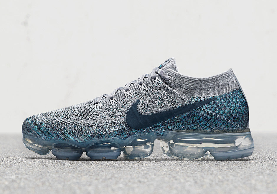 How To Lace Your Sneakers / Swap Your Shoe Laces : NIKE Vapormax Flyknit Ice Flash