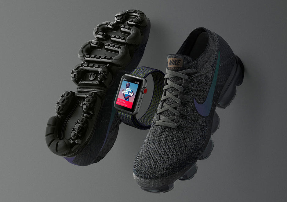 b4cc7eac7 How To Lace Your Sneakers   Swap Your Shoe Laces   NIKE Vapormax Flyknit  Midnight Fog