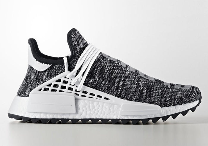 981287d71 How To Lace Your Sneakers   Swap Your Shoe Laces   ADIDAS NMD Hu Trail Core