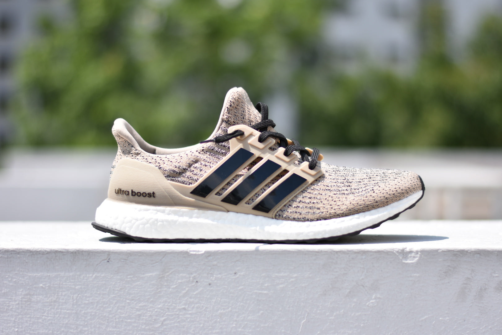 Transform your Ultra Boost 3.0 Trace Khaki into a Limited Edition colorway