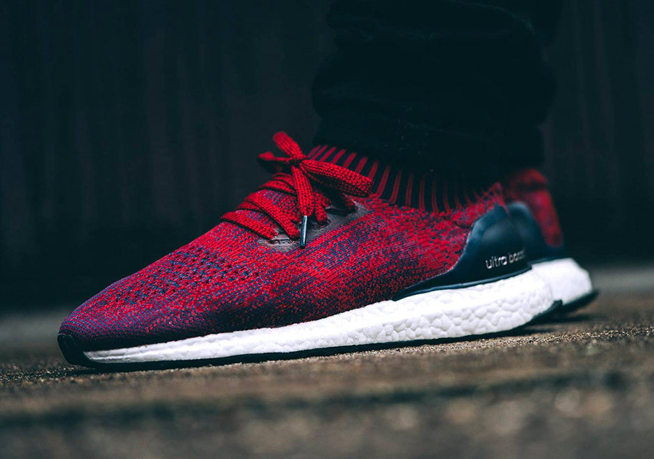 How To Lace Your Sneakers / Swap Your Shoe Laces : ADIDAS Ultra Boost Uncaged Mystery Red