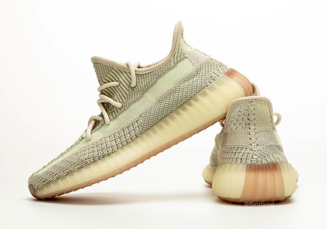 Where to buy shoe laces for the adidas Yeezy Boost 350 V2 Citrin? | Slickies
