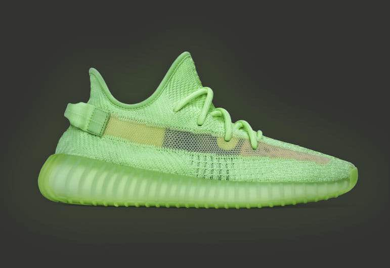 Where to buy shoe laces for Yeezy Boost 350 V2 Glow In The Dark GID? | Slickies