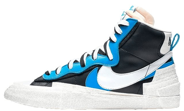 Where to buy shoelaces for NIKE x Sacai Blazer and LDV Waffle? | Slickies
