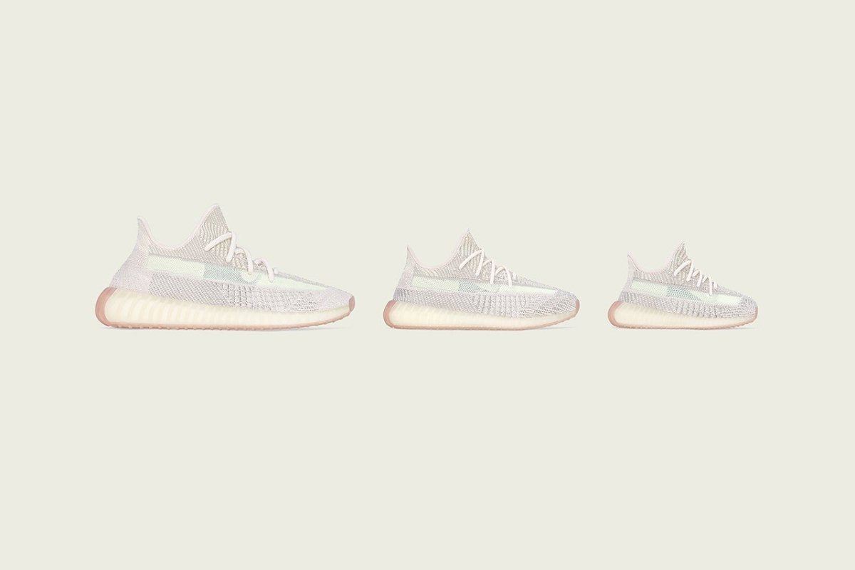 "YEEZY BOOST 350 V2 ""Citrin"" releasing September 23rd 