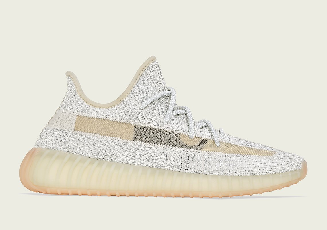 "Yeezy Boost 350 V2 ""Lundmark Reflective"" releasing on July 11th 