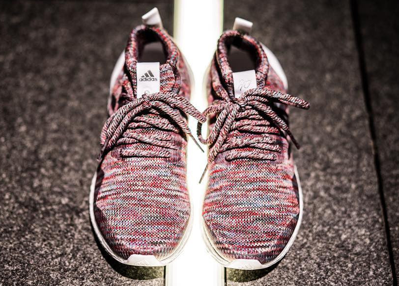 An up-close look at the Ronnie Fieg ADIDAS Ultra Boost, Kith Consortium