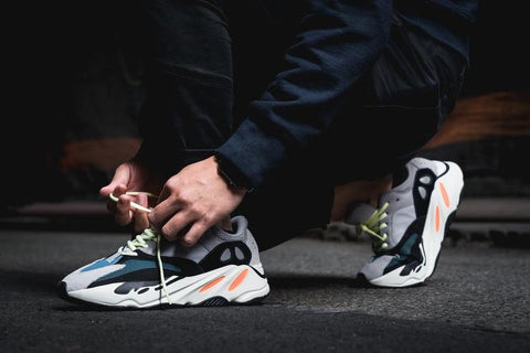 Where to buy laces for the Yeezy 700 Waverunner?