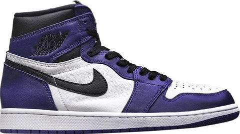 Where to buy shoe laces for the NIKE Air Jordan 1 Court Purple?