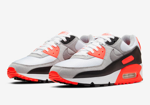 NIKE Air Max 90 Infrared releasing on 9th November in full family sizes