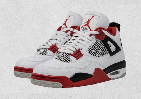 "Nike Air Jordan 4 IV ""Fire Red"" arriving this Black Friday 2020"