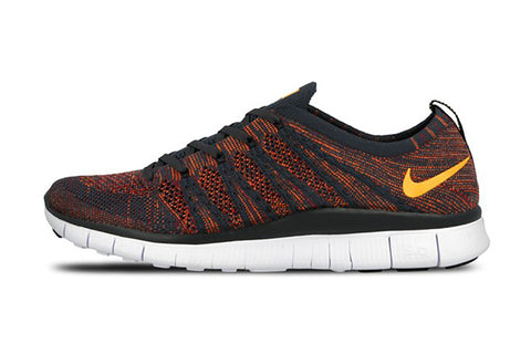nike Free flyknit new anthracite
