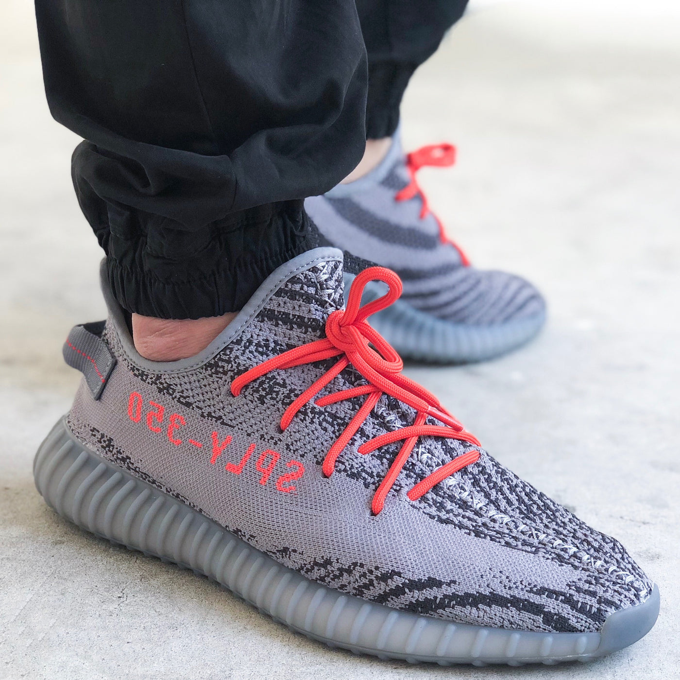 YEEZY BOOST 350 LACES