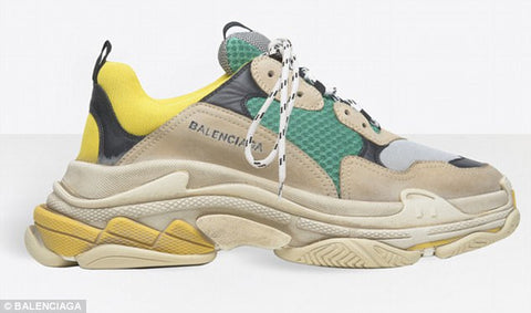 Where to buy shoe laces for Balenciaga Triple S sneakers?