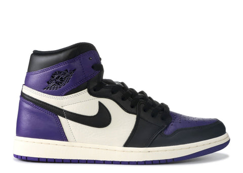Where to buy Court Purple Shoe Laces for Air Jordan 1 Court Purple?