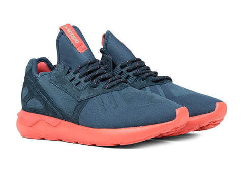 adidas tubular runner navy salmon sole