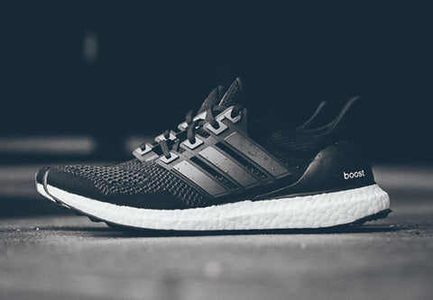 Shoelace Recommendations Adidas Ultra Boost Black Slickies