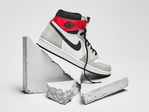 "Where to buy shoe laces for the NIKE Air Jordan 1 High ""Smoke Grey""?"