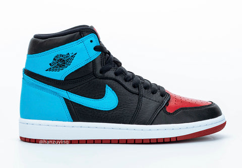 Where to buy shoe laces for the NIKE Air Jordan 1 UNC to Chicago WMNS?