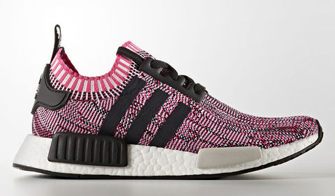 How To Lace Your Sneakers / Swap Your Shoe Laces : ADIDAS NMD R1 Shock Pink