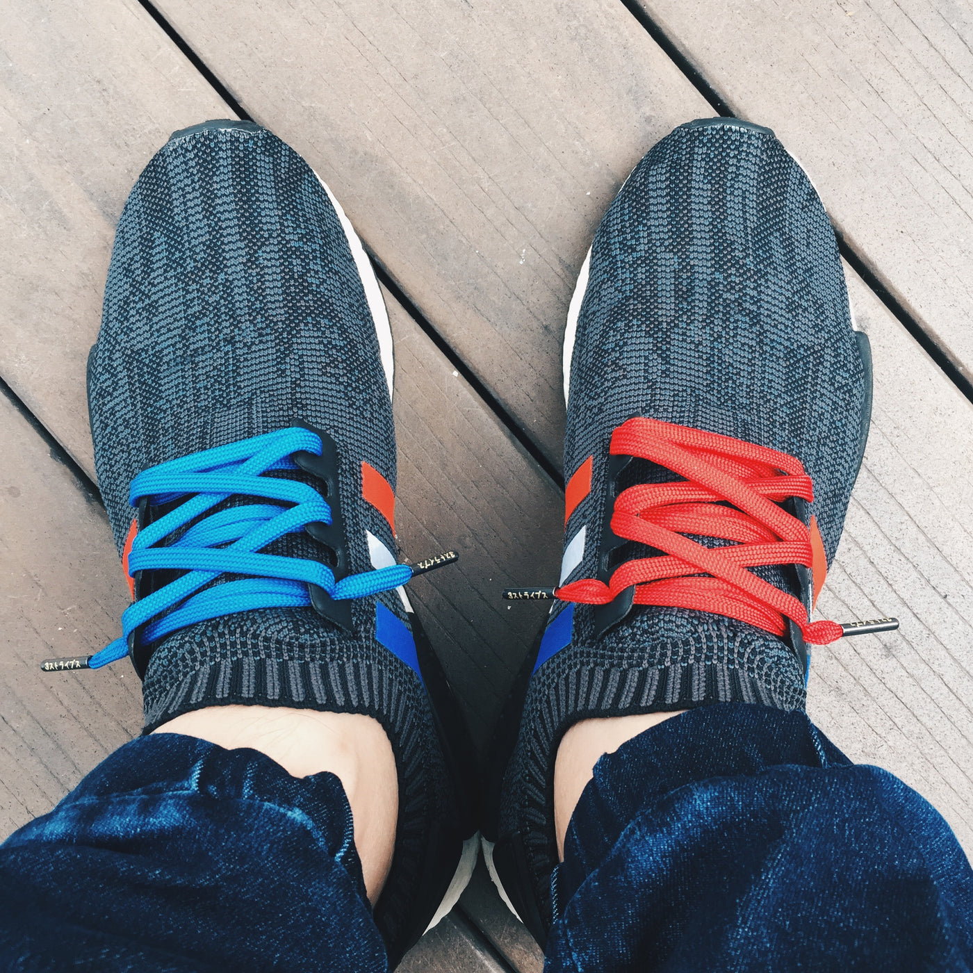 f5ed1c7fd53a Slickieslaces - Shoelaces for Your Ultra Boost   NMD Sneakers