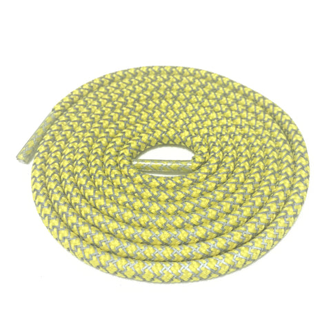 3m reflective rope yellow shoelaces