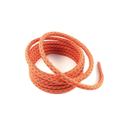 3m cross grain rope shoelaces reflective