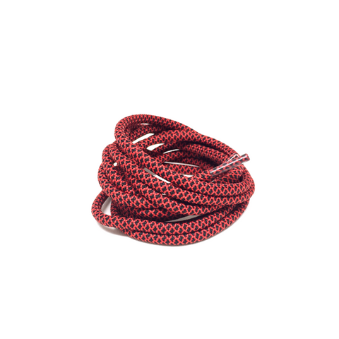 2tone reverse bred rope shoelaces laces