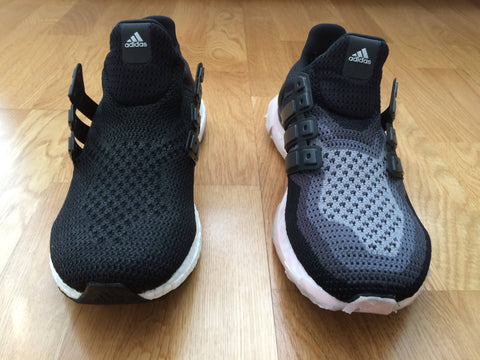 ultra boost core black 2.0