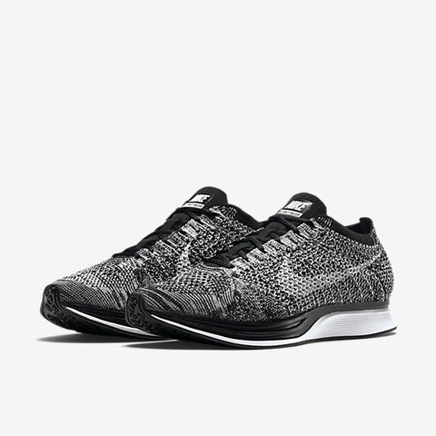 328b6edbf524 Shoelace Recommendations - NIKE Flyknit Racer Oreo 1.0 2.0 - Slickies