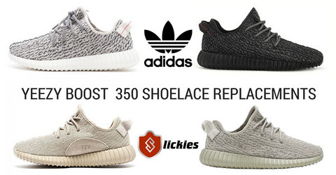 adidas originals yeezy boost 350 shoelaces lace replacement