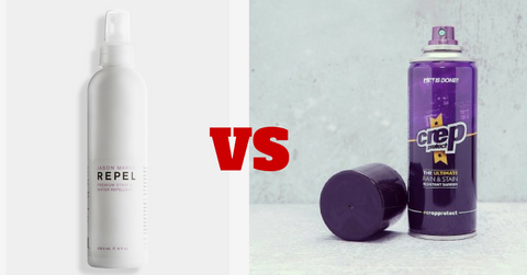 Best Hydrophobic Spray for Sneakers? Water-Based or Aerosol?