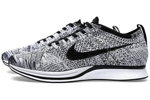 60852fa57c50 Shoelace Recommendations - NIKE Flyknit Racer Oreo 1.0 2.0 - Slickies