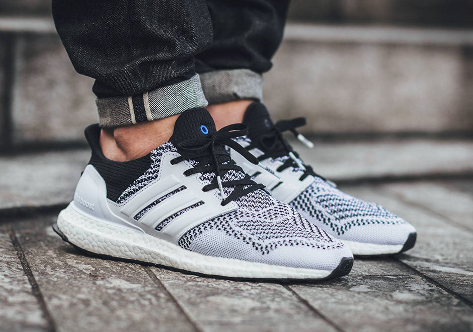 Adidas Ultra Boost Black Laces
