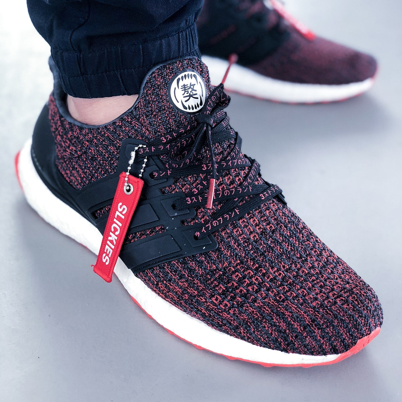 Slickieslaces Shoelaces for Your Ultra Boost NMD Sneakers
