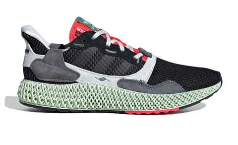 adidas ZX 4000 4D Black Onix set to drop soon