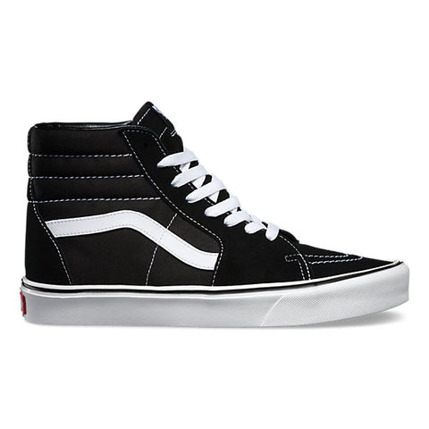 vans sk8 hi shoelaces length