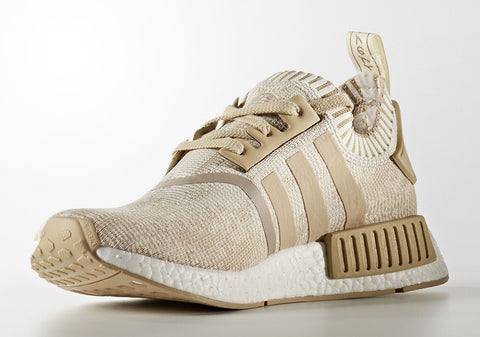 How To Lace Your Sneakers / Swap Your Shoe Laces : ADIDAS NMD R1 Primeknit Linen